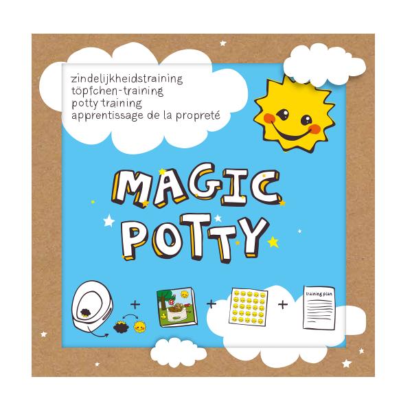 Magic Potty zindelijkheidstraining