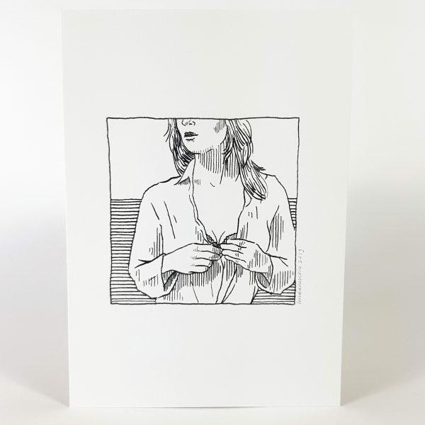 Portretloket Risoprint